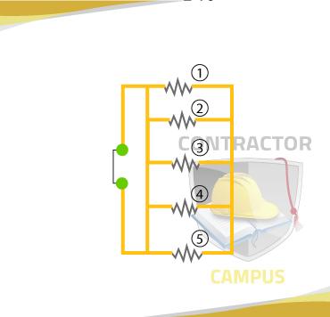 """""""Parallel_Circuit_5_resistors"""""""