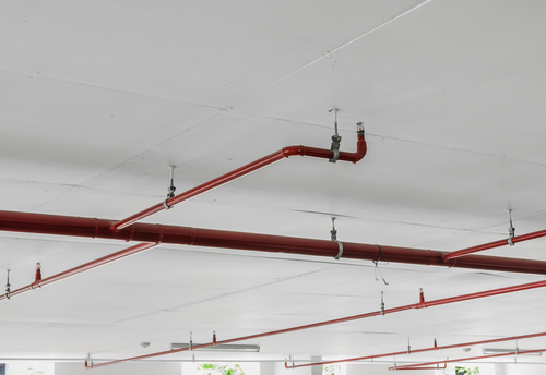 Fire Protection I Contractor Installs Fire Sprinkler System for Florida Building