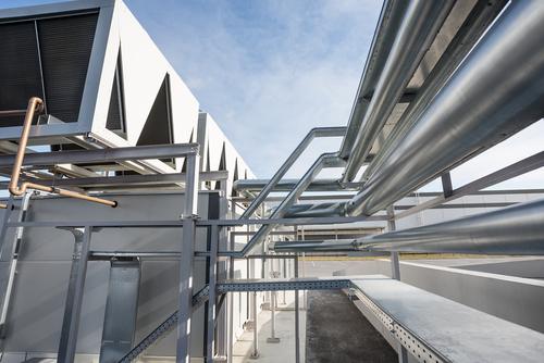 Mechanical Ventilation System Installation