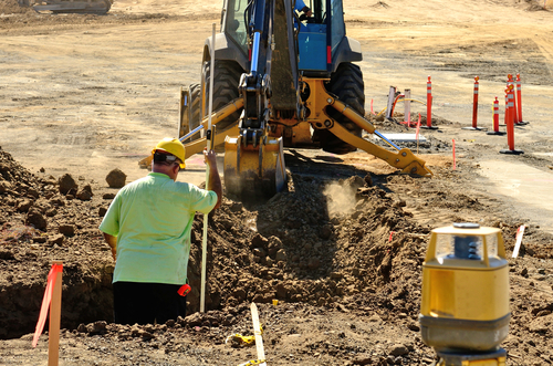Lee County Excavation Contractors must be licensed