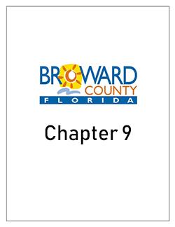 Chapter 9: Contractors (Broward County)