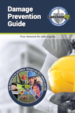 excavation guide (includes FS ch 556)