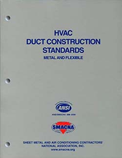 HVAC Duct Construction Standards, SMACNA