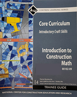 Core Curriculum Introductory Craft Skills: Construction Math
