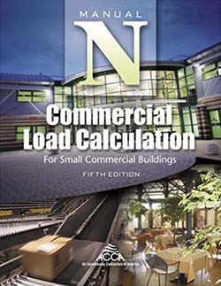 Commercial load Calculation Manual N