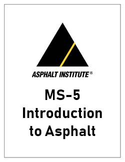 Introduction to Asphalt MS-5