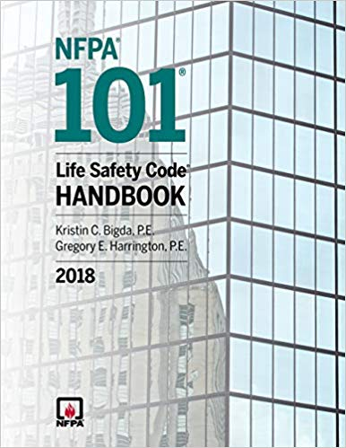 NFPA 101 life safety 2018 edition