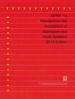 NFPA 14 Standpipe and Hose Systems