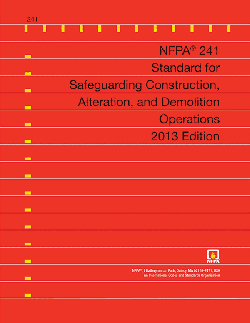 NFPA 241 Safeguarding Operations