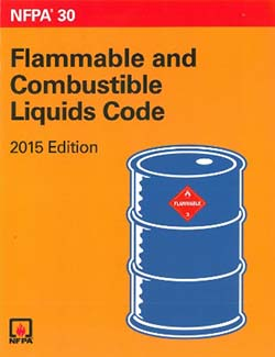 NFPA 30 Flammable and Combustible Liquids Code