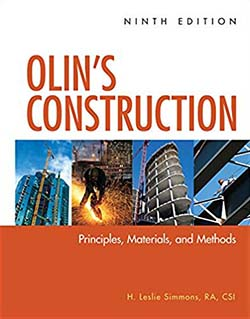 Olins Construction Principles Materials and Methods