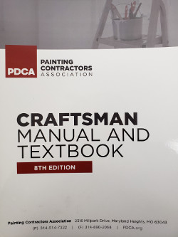 The Painting and Decorating Craftsman Manual
