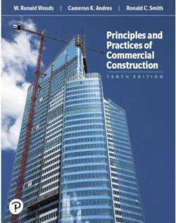 Principles and Practices of Commerical Construction, Tenth Edition.