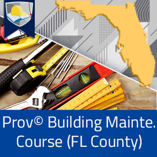 Prov© Building Maintenance Course (Florida County)