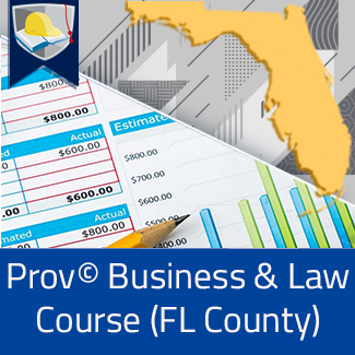Prov Business and Law Class in Florida