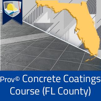 Prov© Concrete Coatings Course (Florida County)