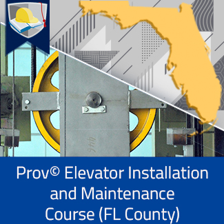 Prov© Elevator Installation and Maintenance Course (Florida County)