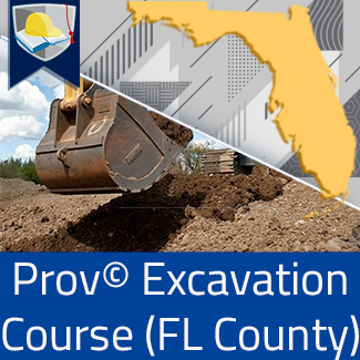 Prov© Excavation Course (Florida County)