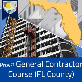 Prov© General Contractor Course (Florida County)
