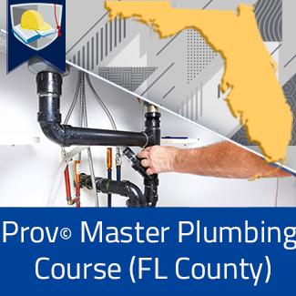 Prov© Master Plumber Course (Florida County)
