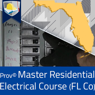 Prov© master residential electrical Course (Florida County)