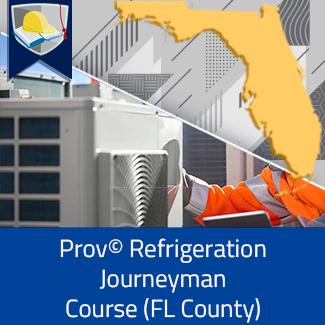 Prov© Refrigeration Journeyman Course (Florida County)