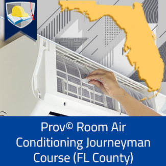 Prov© Room Air Conditioning Journeyman Course (Florida County)