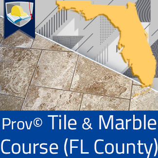 Prov© Tile and Marble Course (Florida County)