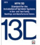 NFPA 13D Standard for the Installation of Sprinkler Systems on One-Two Family Dwellings and Mobile Homes