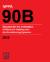 NFPA 90B Installation of Warm Air Heating and Air Conditioning Systems, 2018 edition
