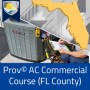 Prov© AC Commercial Contractor Classes (FL County)