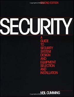 Security, a guide to security system design