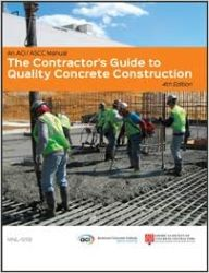 The Contractor's Guide to Quality Concrete Construction