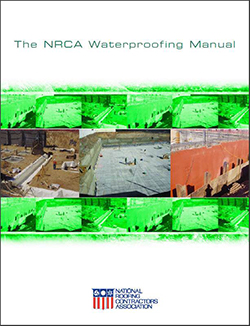 Waterproofing Manual
