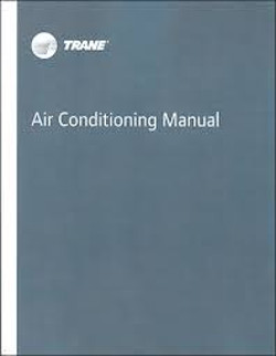 Air Conditioning Manual by Trane