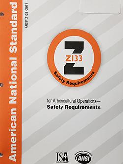 ANSI Standard Z133.1 2012 - Safety